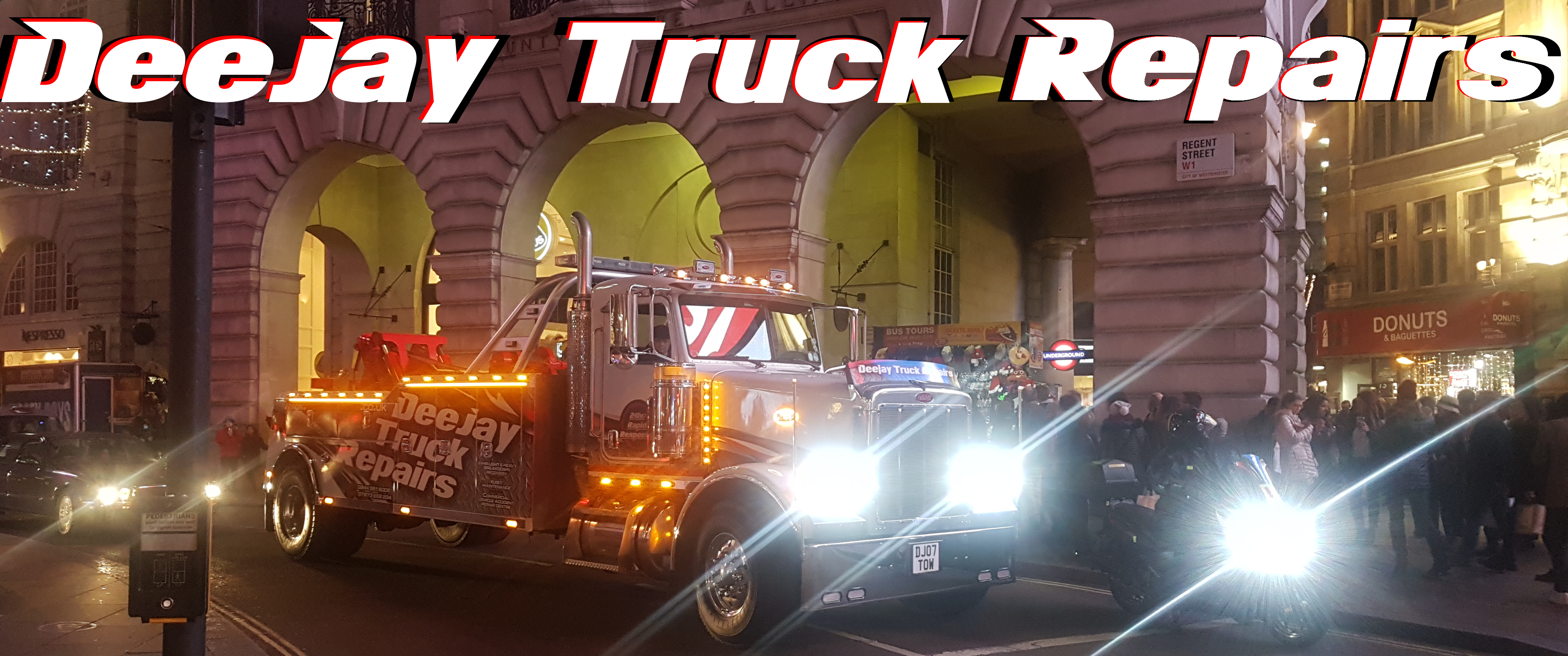 DeeJay Truck Repairs Ltd